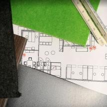 Sisustus Idea, toimistosuunnittelu