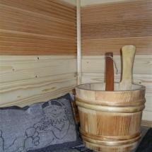 Sisustus Idea sauna