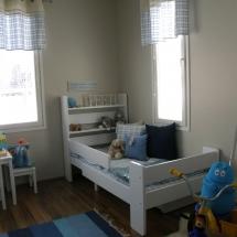Sisustus Idea lastenhuoneen sisustus