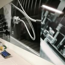 Sisustus IDEA, Orbis systems näyttelytila