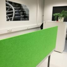 Sisustus IDEA, toimistosuunnitelma