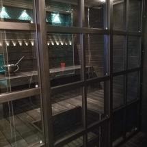 saunan ovet