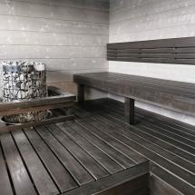 Sisustus IDEA, Sauna yritystila